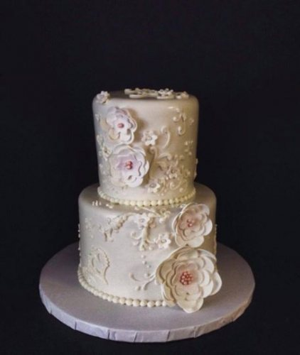 Wedding Cakes St Thomas Virgin Islands